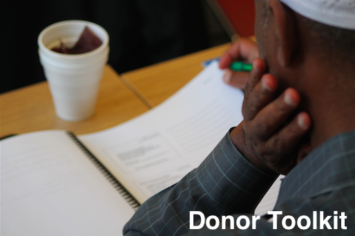 Muslim Advocates Donor Toolkit